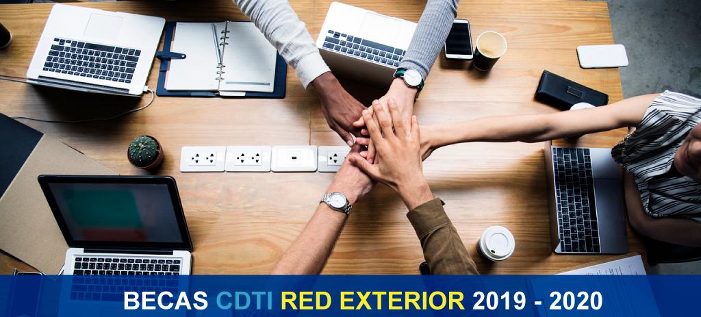 O CDTI conta novamente com a Psicotec para as suas bolsas de Rede Estrangeira 2019-2020