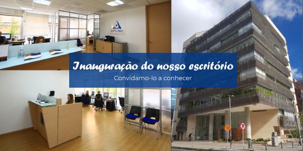 Psicotec Colômbia inaugura novo escritório