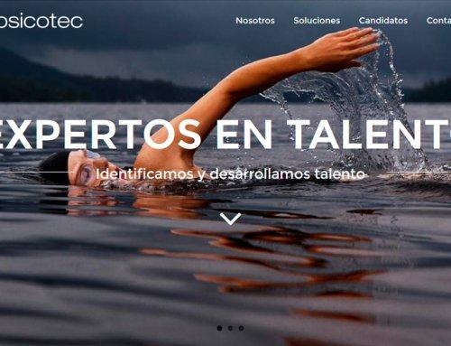 Psicotec lanza nueva web corporativa