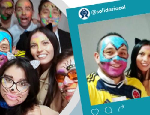 Face Painting: nuevo workshop de Comunicación y Desarrollo