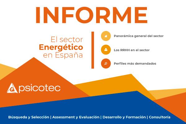 Informe: Los Recursos Humanos en el Sector Energético Español