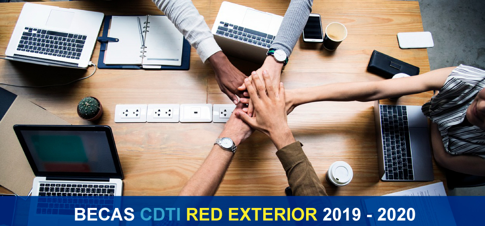 El CDTI vuelve a confiar en Psicotec para sus becas de la Red Exterior 2019-2020