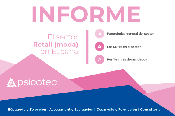 Informe: El sector Retail (moda) en España
