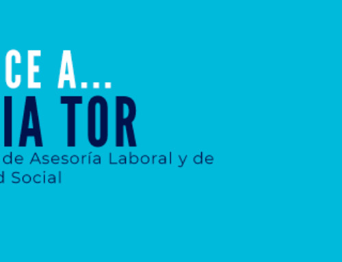 Conoce a… Nuria Tor, Directora de Asesoría Laboral y de Seguridad Social de Gestolasa