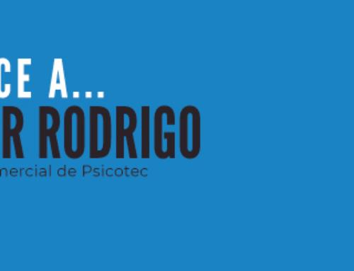 Conoce a… Javier Rodrigo – Director Comercial de Psicotec