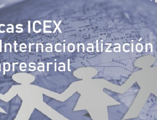 6º año consecutivo organizando la selección del programa de Becas ICEX