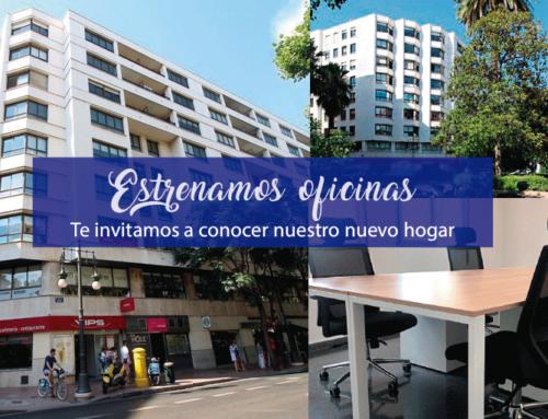 ¡Psicotec Valencia estrena nuevas oficinas!